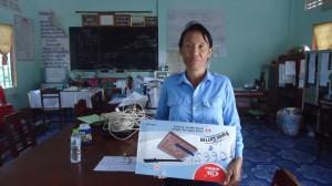 Principal KoyMeng Secondary_papercutter donation_Aug2016